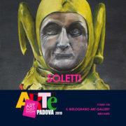 Soletti Arte Padova 2019 Il Melograno Art Gallery