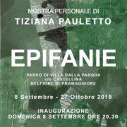 Tiziana Pauletto Epifanie mostra Castellina Belfiore di Pramaggiore