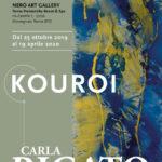Carla Rigato mostra Nero Art Gallery Montegrotto Terme