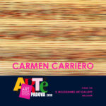 Carmen Carriero Arte Padova 2019 Il Melograno Art Gallery