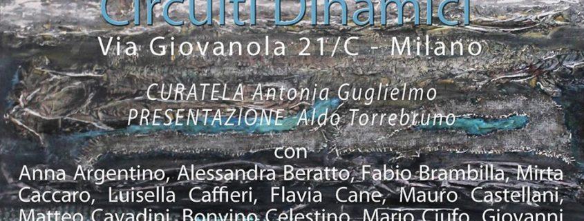 Circuiti Dinamici mostra Paesaggi Milano 2019