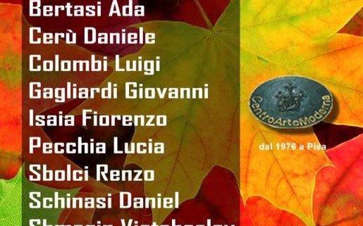 Colors Autumn Edition 2019 GAMeC CentroArteModerna a Pisa
