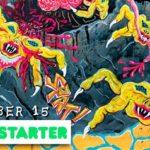 Diego Lazzarin Invisible War Kickstarter Event
