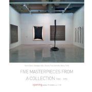 FIVE MASTERPIECES FROM A COLLECTION - Otto Artecontemporanea - Bologna