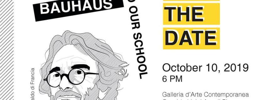 From Bauhaus to Our School - Arte Picena Galleria Licini