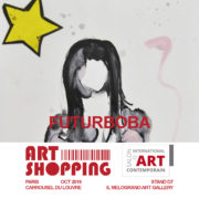 Futurboba Art Shopping Paris 2019