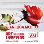 Gianluca Motto Art Shopping Paris 2019