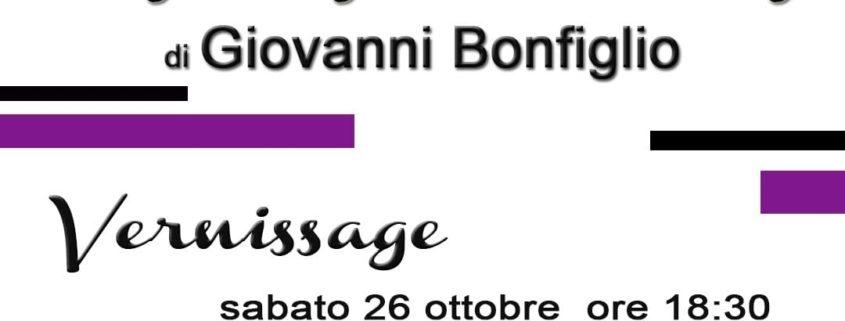 Giovanni Bonfiglio - Cosmos e Chaos - IKIGAI ART GALLERY - Roma