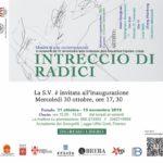 Intreccio di Radici Mostra Accademia dei Georgofili - Firenze