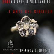 Ivan Barbato - L_arte del gioiello - Medina Arte - Roma