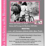 LA BICICLETTA NELLA RESISTENZA - Broletto - Novara