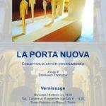 La porta nuova Mostra Torino Teatro Paesana