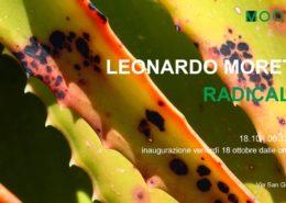 Leonardo Moretti - Radicalia - Prato - MOO