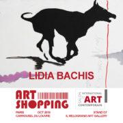 Lidia Bachis Art Shopping Paris 2019