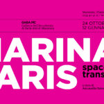 Marina Paris - Space Transformer - Galleria Accademia di Belle Arti di Macerata
