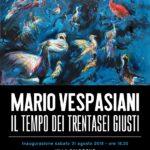 Mario Vespasiani a Villa Caldogno