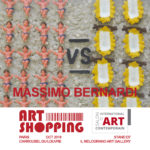 Massimo Bernardi Art Shopping Paris 2019