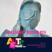 Massimo Bernardi Arte Padova 2019 Il Melograno Art Gallery