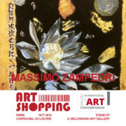 Massimo Zampedri Art Shopping Paris 2019