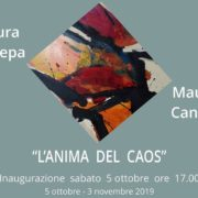 Maura Canepa - Anima del Caos - GULLIarte - Savona