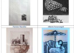 Mostra Storia e Paesaggio Galleria La Teca Padova