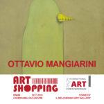 Ottavio Mangiarini Art Shopping Paris oct 2019