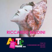 Riccardo Baldini Arte Padova 2019 Il Melograno Art Gallery