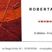 Roberta Pugno -Suonorosso - Virus Art Gallery - Roma