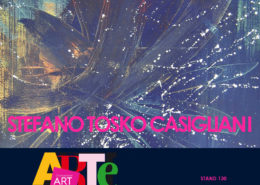 STefano Tosko Casigliani Arte Padova 2019 Il Melograno Art Gallery