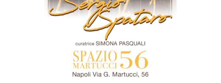 Sergio Spataro - 34 - INTENTART - Spazio Martucci 56 - Napoli