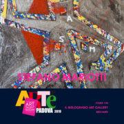 Stefano Mariotti Arte Padova 2019 Il Melograno Art Gallery