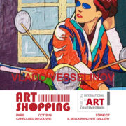 Vlado Vesselinov - Art Shopping Paris 2019