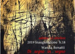 Wanda Benatti - Di segno in segno - Teatro del Baraccano - Bologna