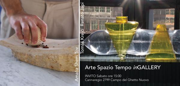 inGALLERY Arte Spazio Tempo - Venezia