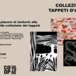 ART-TAP - COLLEZIONE TAPPETI D'ARTISTA - PALAZZO MERULANA - ROMA