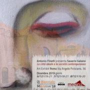 Antonio Finelli e Saverio Galano - La città ideale e la società contemporanea - Medina Roma