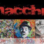 Macchie - Lippi, Boaretto e Scarpa in Mostra