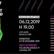Art is Not Dead Cascina Dicembre 2019
