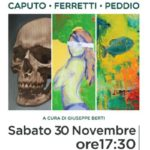 Chronos - Antonio Caputo, Giorgio Ferretti, Michael Peddio - ReArt - Reggio Emilia