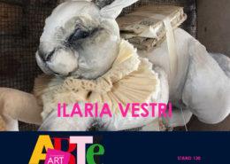 Ilaria Vestri Arte Padova 2019 Il Melograno Art Gallery