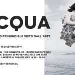 Independent Artists - mostra ACQUA - Villa Brentano - Busto Garolfo