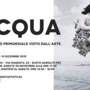 Independent Artists - mostra ACQUA - Villa Brentano - Busto Garolfo
