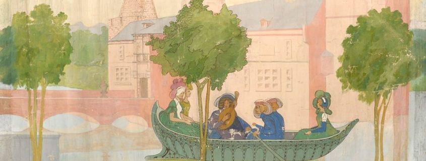 L incanto di Medusa Charles Doudelet - Pinacoteca Servolini - Collesalvetti