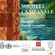 MICHELL CAMPANALE - mostra a VILLA LITTA MODIGNANI - Milano