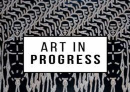 Marco Catellani Art in Progress - Live Painting - Galleria Art&Co Parma
