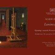 Mario Fani - Luminescenze - Galleria 28 Piazza di Pietra - Roma