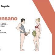 Marion Fayolle - CORPI CHE PENSANO - Mutty - Castiglione delle Stiviere