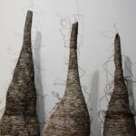 Mirna Manni sculture al Trebbo - Tuscania