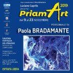 Mostra personale di Paola Bradamante Savona 2019