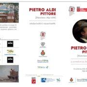Pietro Aldi - Accademia delle Arti del Disegno - Firenze